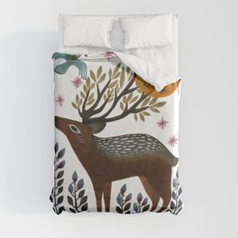 Design by Nature Duvet Cover