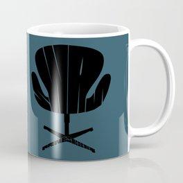 Swan Chair Coffee Mug