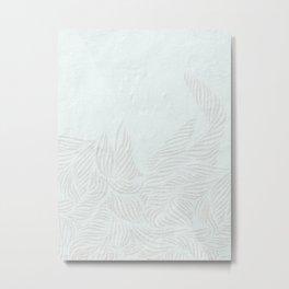 Lambskin Metal Print