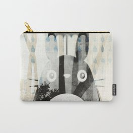 RainyTotoro Carry-All Pouch