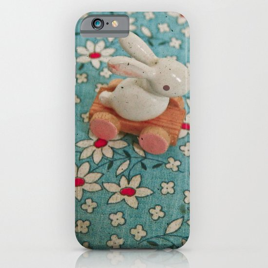 Bunny Blues iPhone & iPod Case