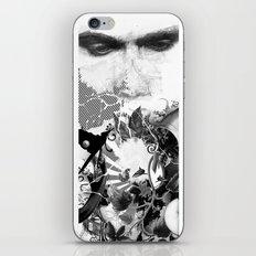 Mingasim // male iPhone & iPod Skin
