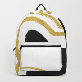 Golden Cat Vibes Backpack