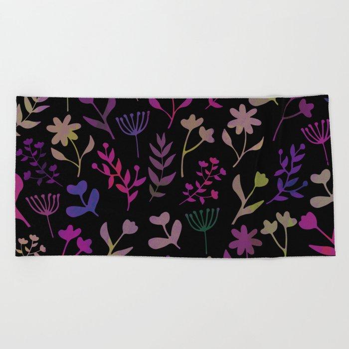 Lovely Pattern XIII Beach Towel
