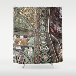 Ravenna Ceiling Shower Curtain