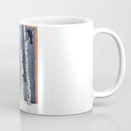 White book Coffee Mug