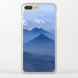 Baudelaire's vision Clear iPhone Case