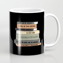 To Resurrect a Mockingbird (Black BG) Coffee Mug