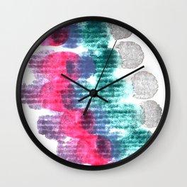 Atta Wall Clock