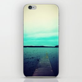 Dockside iPhone Skin