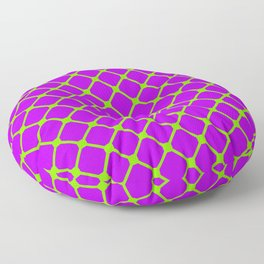 Square Pattern 2 Floor Pillow