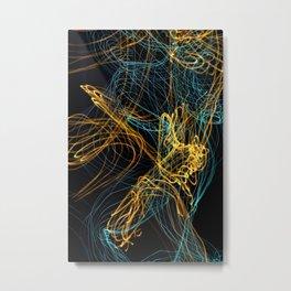 Lightfield Metal Print