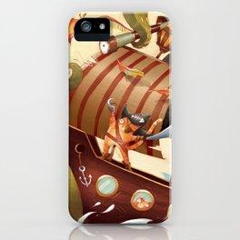 MEOWRRRRRRH!!! iPhone Case