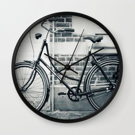 Let's Go Dutch Wall Clock