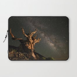 Milky Way over an Ancient Bristlecone Pine  Laptop Sleeve