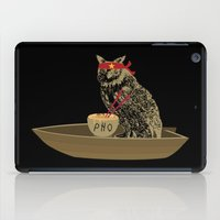 vietnam iPad Cases featuring Vietnam Owl by October's Very Own