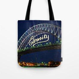 Eternity Sydney Harbour Bridge Tote Bag