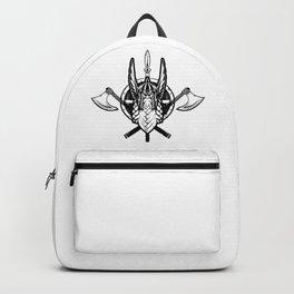 Viking Warrior | Valhalla Odin Asgard Midgard Backpack