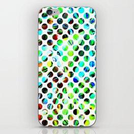 Fluid Dot iPhone Skin