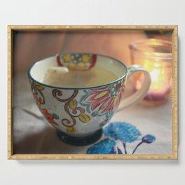A Cuppa Tea Serving Tray