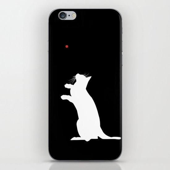 Laser Kitty iPhone & iPod Skin