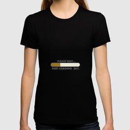 fart loading computer T-shirt