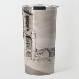 Vintage poster - Belgium Travel Mug