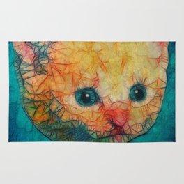 cute kitty :) Rug