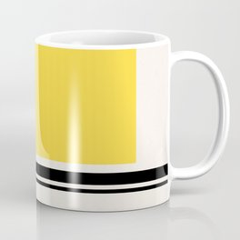 Code Yellow Coffee Mug