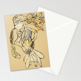 Organicism  Stationery Cards