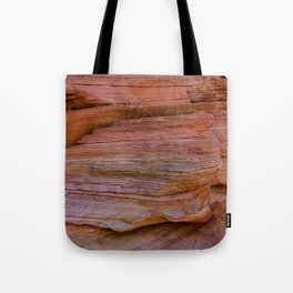 Colorful Sandstone, Valley of Fire - IIa Tote Bag