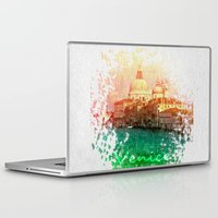 venice Laptop & iPad Skins featuring Venice by GingerRogers