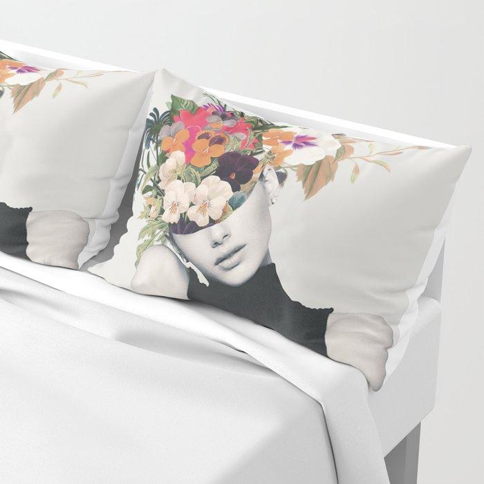 Floral beauty Pillow Sham