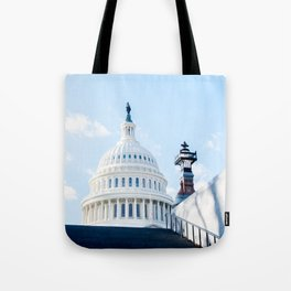 Our Nations Capitol Tote Bag