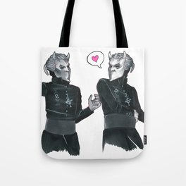 Do you want this cake Tote Bag