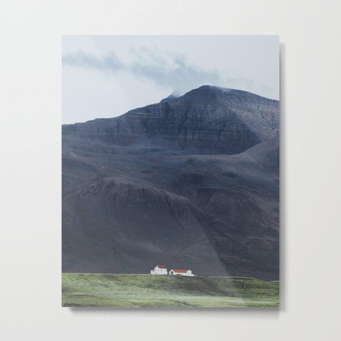 House Amongst Giants Metal Print