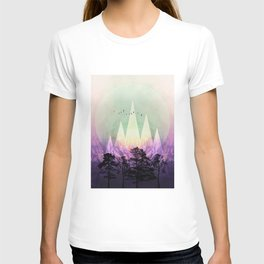 TREES under MAGIC MOUNTAINS VII T-shirt