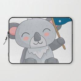 Cartoon Cute Bear Laptop Sleeve