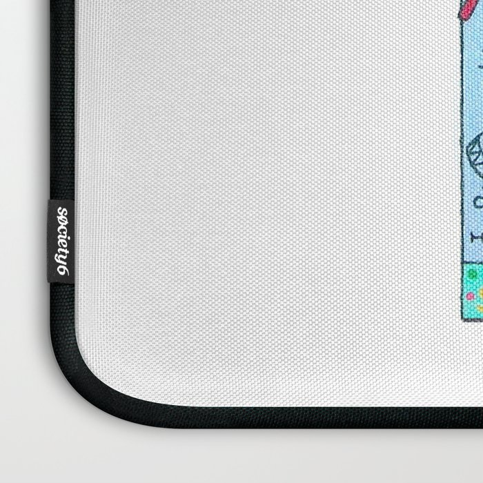 The Fool - Tarot Laptop Sleeve