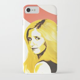 Buffy iPhone Case
