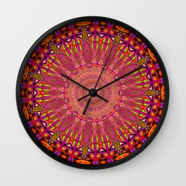 wheel of consensus Wall Clock