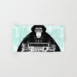 Jungle Music 02 Hand & Bath Towel