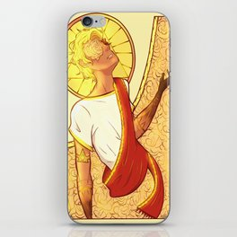 Golden Touch iPhone Skin