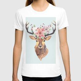 Winter Deer 2 T-shirt