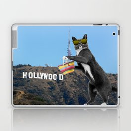 Ray in Hollywood Laptop & iPad Skin
