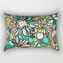 coralnturq Rectangular Pillow