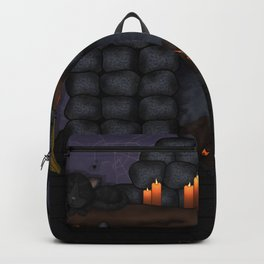 The Witches' Fireplace Backpack