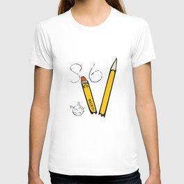 Society No. 6 T-shirt