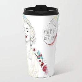 Marylin Monroe  Travel Mug