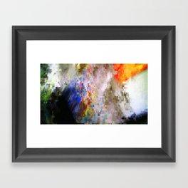 Glitch #1 Framed Art Print
